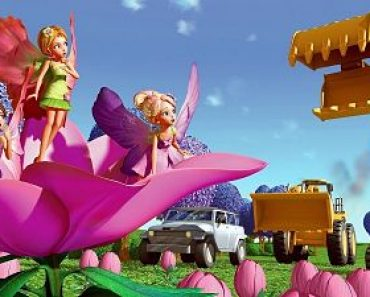 Barbie Presents Thumbelina (2009)