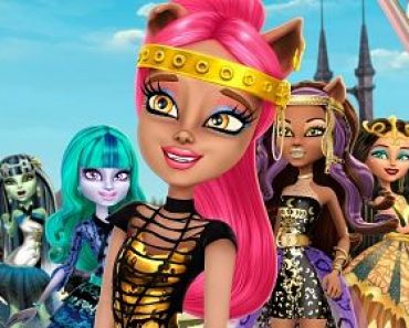 Monster High - 13 Wishes (2013)